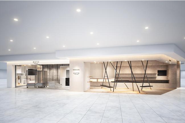 ベビーギフトのMARLMARL とペアレンツブランドのMATO by MARLMARLが、GINZA SIXに直営店を2店舗同時オープン。2021年9月8日(水)