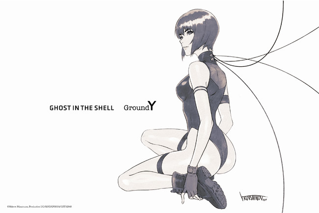Ground Y × GHOST IN THE SHELL SAC_2045 × New Era 8月5日(木)に発売