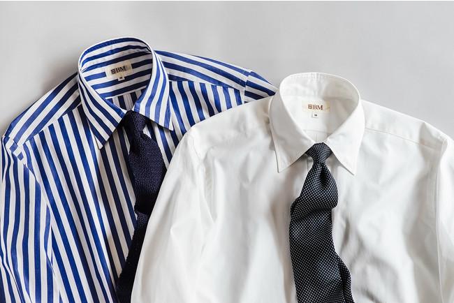 ブリティッシュメイド オリジナルシャツの第三弾 ドレスシャツ「ロンドン」が販売開始! スタイリスト四方章敬 × 鎌倉シャツ × ブリティッシュメイド
