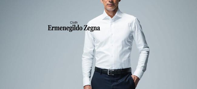累計2000着突破!大好評ゼニアオーダーシャツに新色柄11素材が登場!