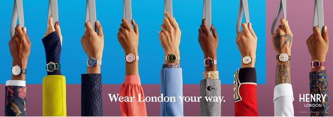 英国の腕時計ブランド「ヘンリーロンドン」が、8月23日(月)より国内最大級のフェアをTORQUE有楽町ルミネ店にて開催!スペシャルノベルティセットもご用意