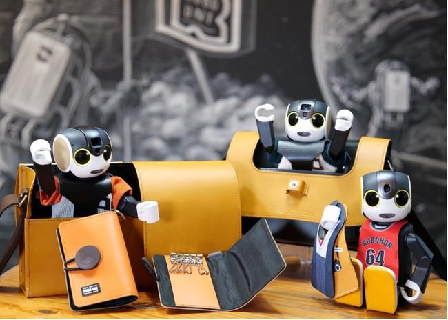 ロボットアパレル ROBO-UNIが髙島屋「ロボティクス スタジオ」全3店舗で9月15日より常設販売を開始
