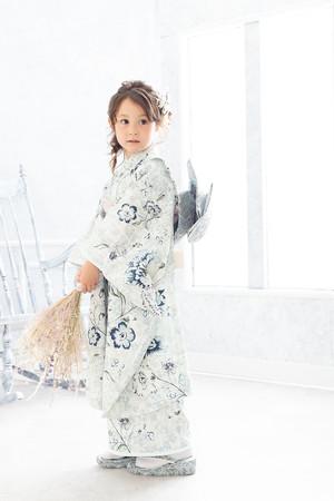 三景スタジオ新作発表(七五三)White &Bright