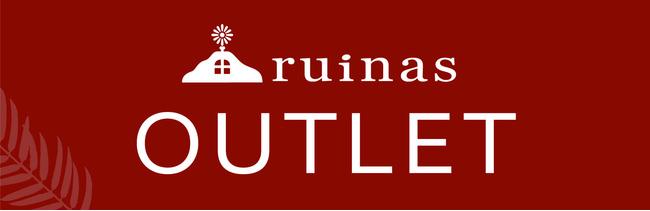 株式会社エンドレスのアウトレットブランド「ruinas OUTLET」、9/30(木) 新木場メトロピアにてポップアップストアを開催
