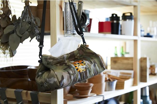 Lifestyle gear brand <cancan>から多様な用途で活用できる MULTI HOLDER がリリース