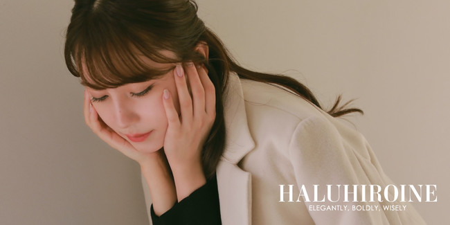 「ハルヒロイン」が10月13日大阪に登場!ルクア イーレで初のPOP UP SHOP
