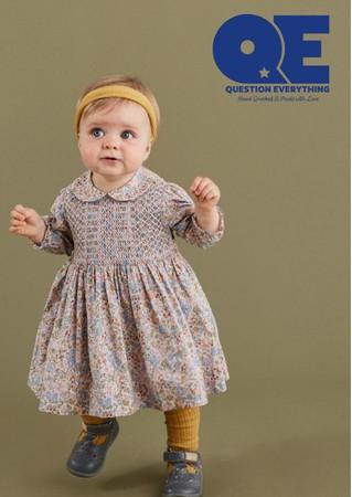 フィリピンのストリートチルドレンや女性の雇用を支える英国子供服ブランド「QUESTION EVERYTHING」も登場