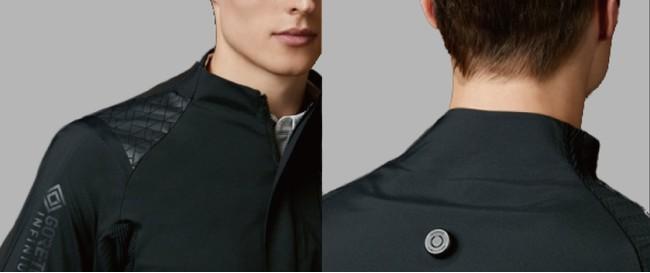 """ジャケット1つで気温の変化に対応『デサント』より、自分好みにダウンの空気量が調整できる「""""RWSB""""ジャケット」が発売"""