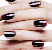 spice black nail polish fashion