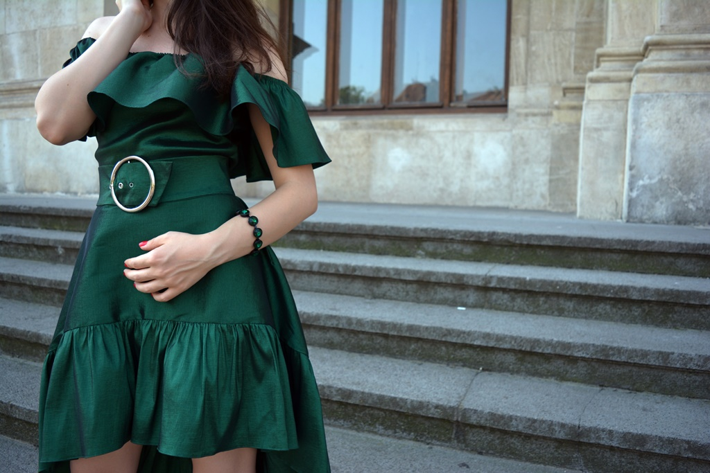 emerald-green-dress