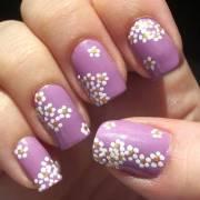 2014 nail art ideas prom