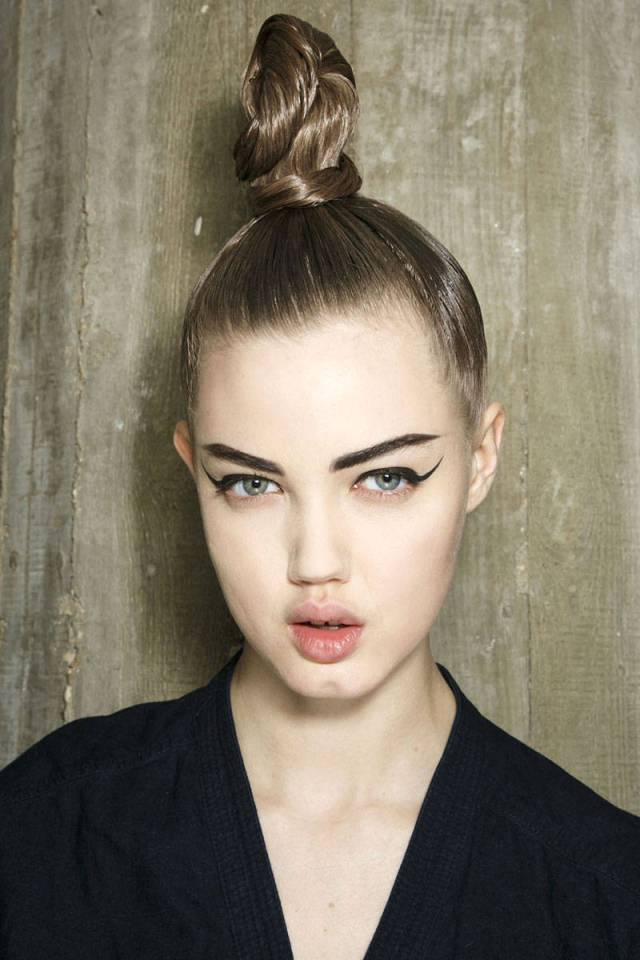 top graphic of 2014 fall hairstyles | natural modern hairstyles