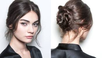 Pleasing 2014 Spring Summer Hairstyles And Hair Trends First Look Short Hairstyles Gunalazisus