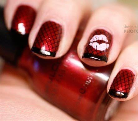 Valentine S Day Nail Art Design Ideas