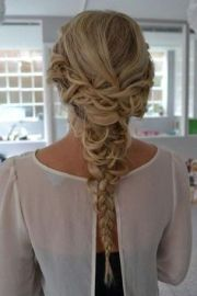 2015 prom hairstyles - braided