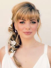 hairstyles with bangs inspire