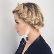 2016 prom updo hair ideas - fashion