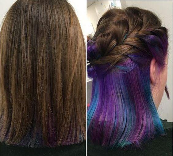 7 New Smoking Hot Hair Color Variations