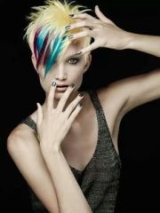 2017 exotic hair color ideas