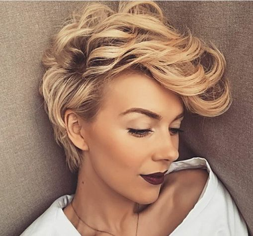 2018 Short Hair Ideas