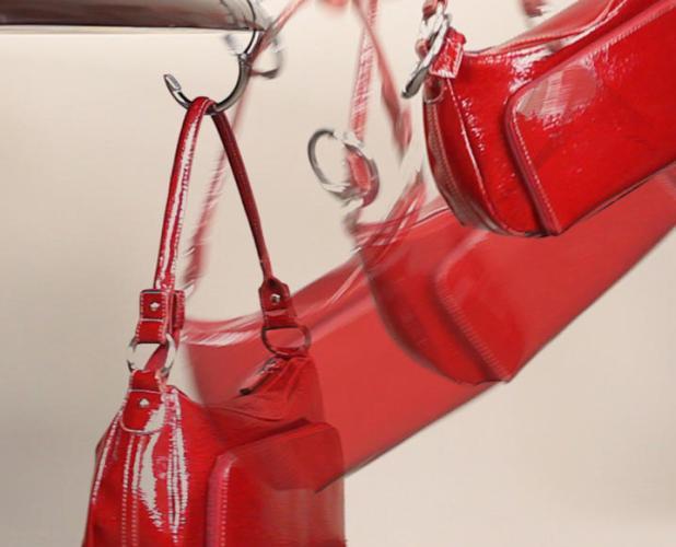 Using A Bag Hanger