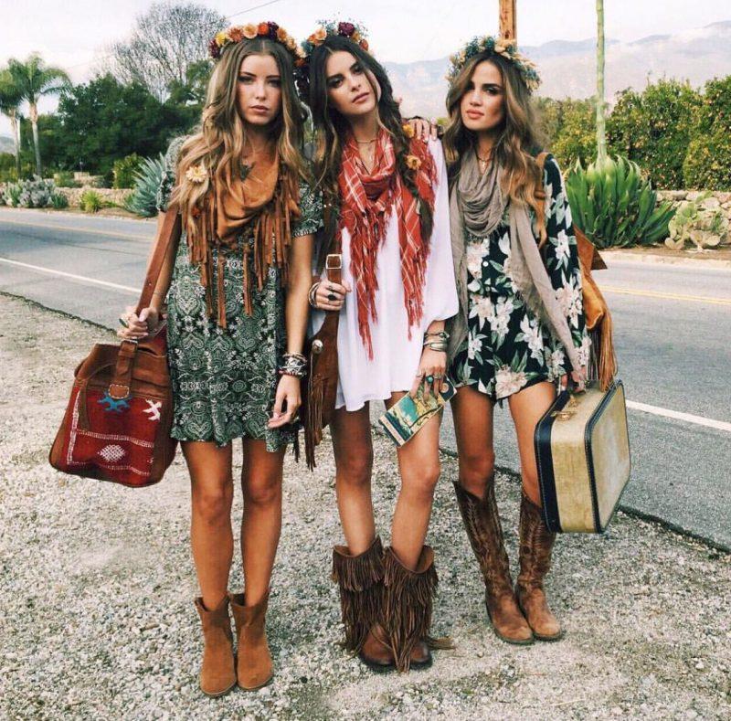 34 modern hippie fashion