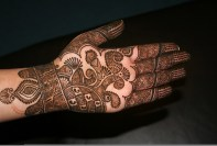 Beautiful Bridal Mehndi Art Designs In 2015 4