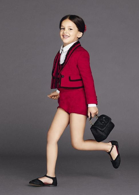 Kids Wear For Summer Season Designed By Dolce and Gabbana 2015 25
