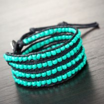 New Styles Of Casual Bracelets Made From Turquoise 2015 4