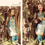 Top Kids Wear Party Line Dresses By Leisure Club 2015 12