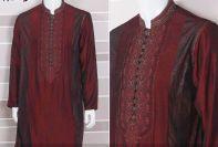 Beautiful Men Kurta Designs By Amir Adnan This Eid 2015