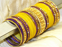 Eid Bangles Jewellery Designs For Young Girls 2015 ...