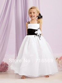 Little Girls Stylish Party Wear Dresses Pics Of 2015 9