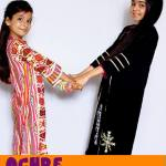 Summer Eid Kids Wear Dresses By Ochre 2015 15
