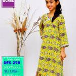 Summer Eid Kids Wear Dresses By Ochre 2015 20