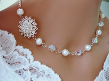 Vintage Styles Of Bridal Jewelry Collection This Season
