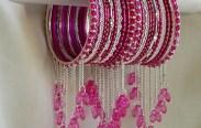 Beautiful Eid Bangles Bracelet Jewellery Designs For Girls 2015