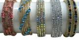 Beautiful Eid Bangles Bracelet Jewellery Designs For Girls 2015 5