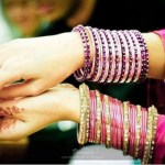 Beautiful Eid Bangles Bracelet Jewellery Designs For Girls 2015 8