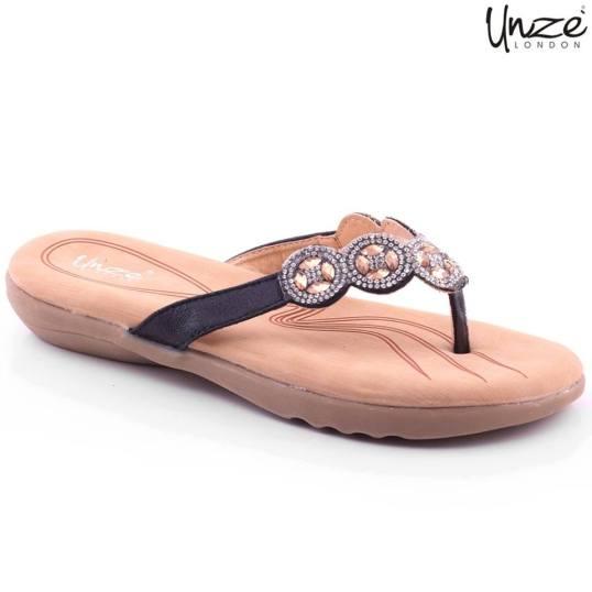 Best Eid Sandals Designs For Girls Casual Footwear 2015 12