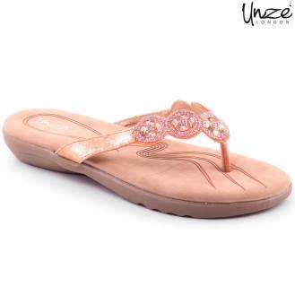 Best Eid Sandals Designs For Girls Casual Footwear 2015 9