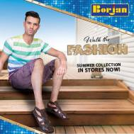 Casual Wear Eid Festive Shoes By Borjan Shoes 2015 7