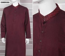 Eid Kurta Plain Designs For Men By Cambridge 2015 3