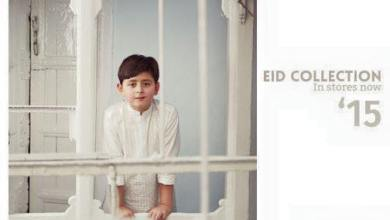 Eid Ul Fitr Kids Wear Traditional Dresses By Pepperland 2015