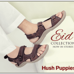 Traditional Eid Shoes For Men By Hush Puppies 2015