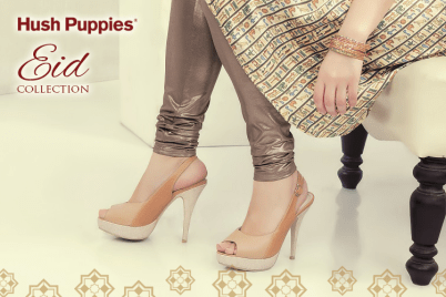 Women Eid Sandals Traditional Wear By Hush Puppies 2015 12