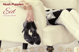 Women Eid Sandals Traditional Wear By Hush Puppies 2015 17