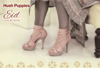 Women Eid Sandals Traditional Wear By Hush Puppies 2015
