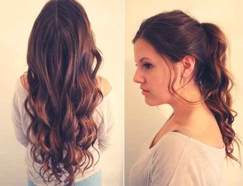 Different Beach Waves Hair Ideas For Long Hairs 2015