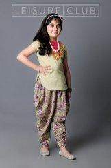 short kurti with patiala